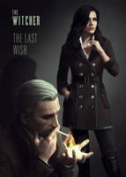 The Witcher - The Last Wish (Modern) by astoralexander