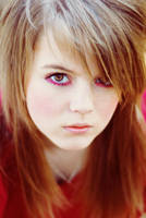 pink. by Heleneee