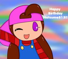 (Gift) Happy Birthday Eimy!!! by ShortyCream97