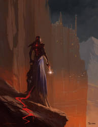 The Return by scarrart