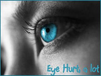 Eye Hurt by xXBlizXx