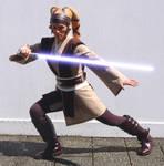 Twi'lek Jedi Knight by AnariaZar-Rel
