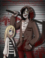 Angels of Death by Jagga-Chan