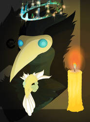 Candle in the Night by CharlyLee