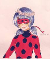 Ladybug by eloenne