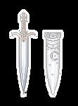 Roxie's Knife by PaperTsubaki