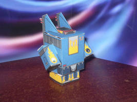 Cubeecraft - Megas XLR by CyberDrone