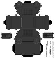 Cubee - Mouse Droid by CyberDrone