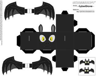 Cubee - Bat by CyberDrone