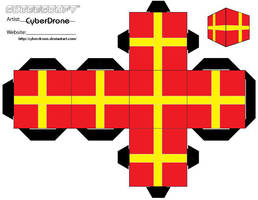 Cubee - Xmas Present 'Ver1' by CyberDrone