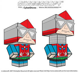 Cubeecraft - Mekaneck by CyberDrone