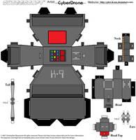 Cubee - K-9 by CyberDrone
