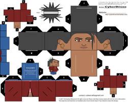 Cubee - Martha Jones by CyberDrone