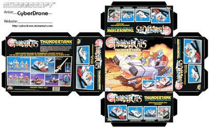 Mini Thundertank Toy Box by CyberDrone