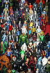 Action Figures by CyberDrone