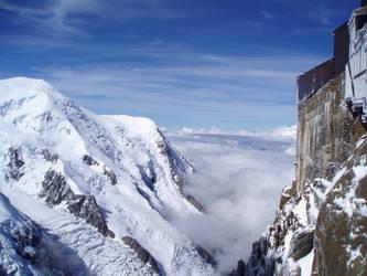Mont Blanc by hamrak
