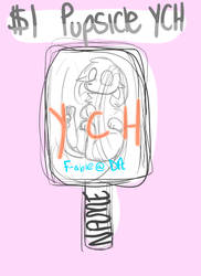 Pupsicle YCH [open] by f-able