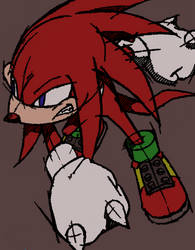 knuckles by rlouis95