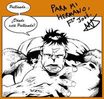 Hulk Kubertiano by N0VABoY