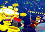 Secret Santa: Color Harmony by BlackHarpyGoddess