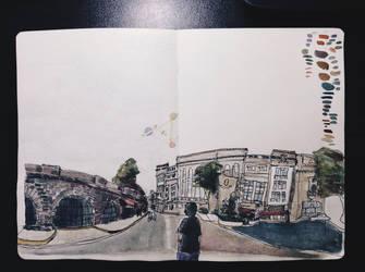 [Manila] Intramuros by jeantralala