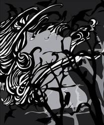Head's-Nest by EbonyandIrony