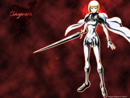 Claymore by Zwei-Miyu
