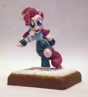 MLP:FIM Pinkie Pie Korra by uBrosis