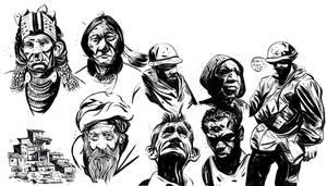 doodle 5 by Laharu