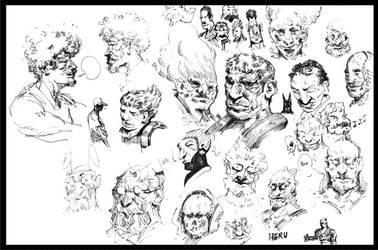 SketchBook A12 by Laharu