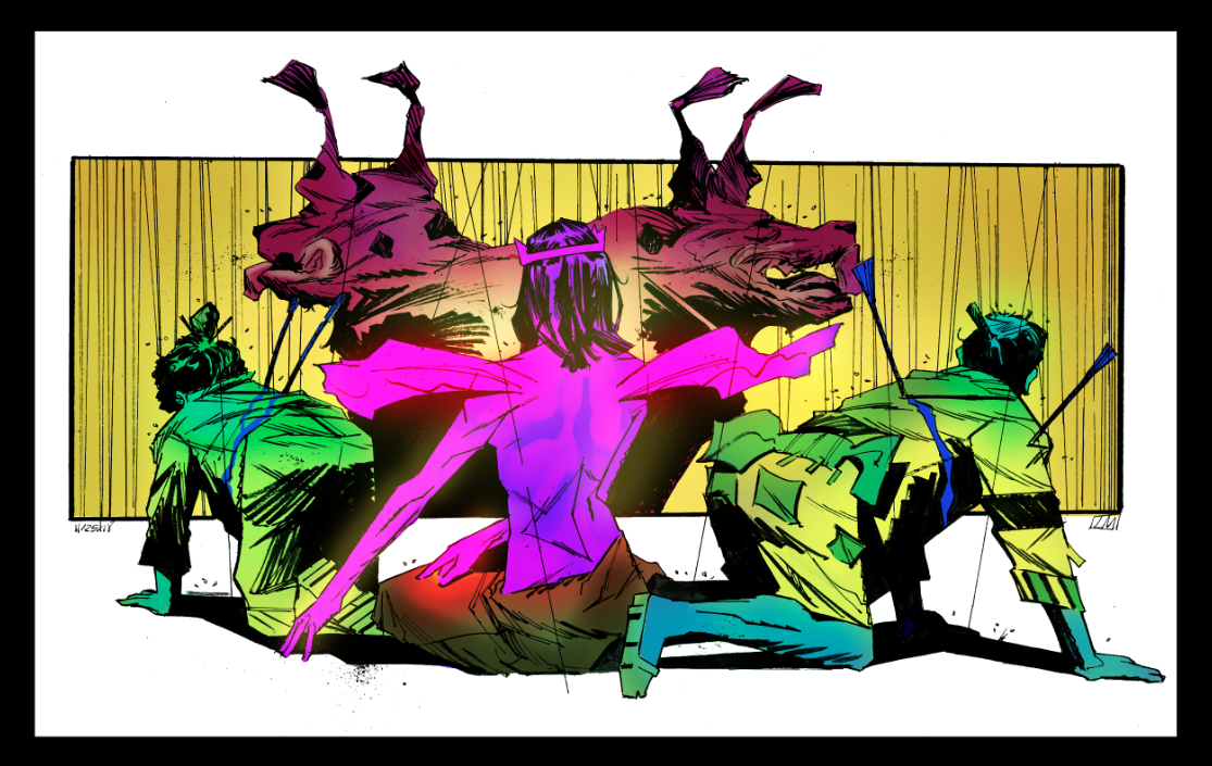 Grim Reaper by Laharu