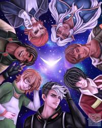 Team Voltron by Mimibert