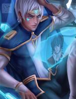 Altean Commander Lance by Mimibert