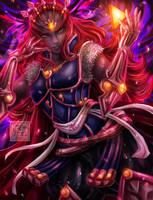 Genderbend Ganondorf by Stanglass