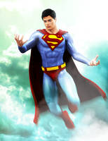 The Man of Steel by 6and6