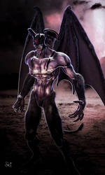 DevilMan 2.0 by 6and6