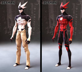 Zetman by 6and6