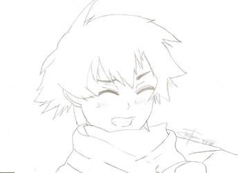 RakuxChitoge(Part 1) by Seito-Onashi