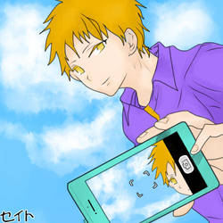 Selfie^-^ by Seito-Onashi
