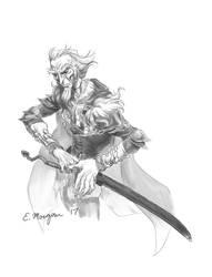 King Haggard by Silver-Falcon