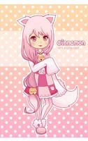 [P-COM] Cinnamon by kawaa-kari