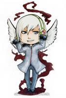 Chibi OC: Ziel by LadyZiel