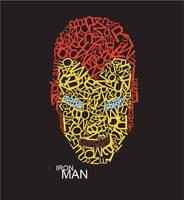 Iron Man by Allamah-Lea