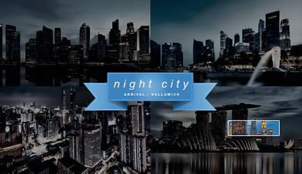 [Night city] psd coloring O1 by Nallawick