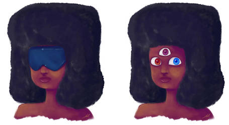 Garnet by jmillgraphics