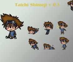 Taichi Shimeji PC+MAC by interocativo