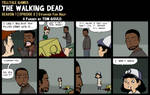TWD S1E2 | Did You Lick It? (SPOILERS) by TheGouldenWay