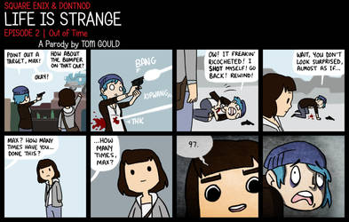 LIFE IS STRANGE   One More Round by TheGouldenWay