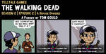 TWD S2E2 | A Joke Divided by TheGouldenWay