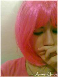 Don't cry, Sakura-chan by Amaya-Usagi